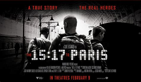 the 15 17 to the true story of a terrorist a and three american heroes books eastwood apuesta por la naturalidad de h 233 roes reales en
