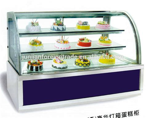Glass Cake Display Cabinet by Cake Showcase Cake Display Cabinet Display Counter
