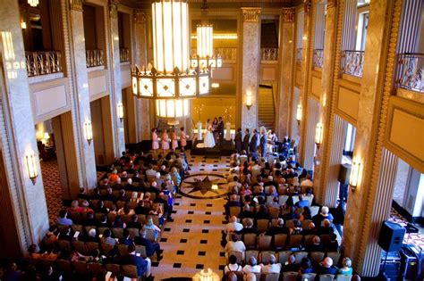 peabody opera house events peabody opera house weddings grand lobby photo courtesy of w photography net http