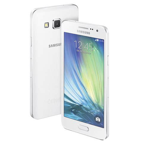 Samsung White A samsung galaxy a5 duos sm a500h 16gb smartphone a500h white b h