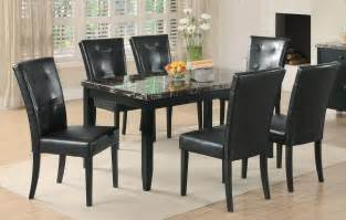 Stone Top Dining Room Tables by Coaster Fine Furniture 102791 Anisa Dining Table With