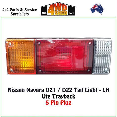 nissan navara d22 light wiring diagram nissan navara