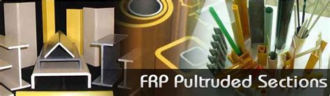 Pultruded Sections by Frp Rod Epoxy Rods Manufacturer Fiber Tech Composite