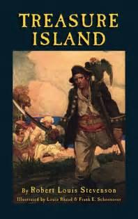 treasure island the book blog