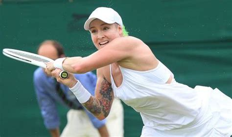bethanie mattek sands and karolina pliskova are all tattoo