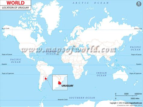 uruguay on the world map mapa de ubicaci 243 n de uruguay
