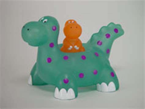 Dinoplatz Bath Time For Dino toybox baby productions inc