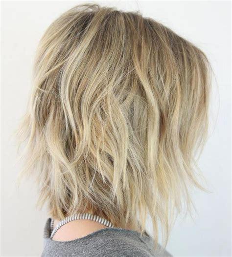 pictures of medium textured or choppy hairstyles the 25 best choppy bobs ideas on pinterest medium