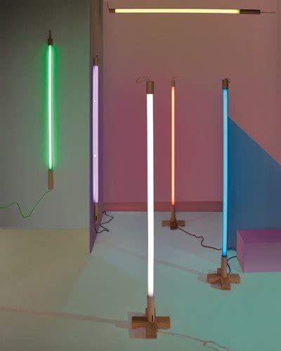 al neon per interni lada fluorescente al neon linea seletti