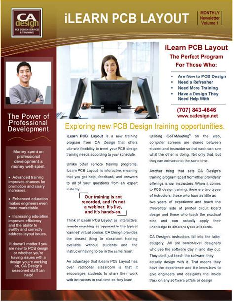 newsletter layout generator newsletters ca design