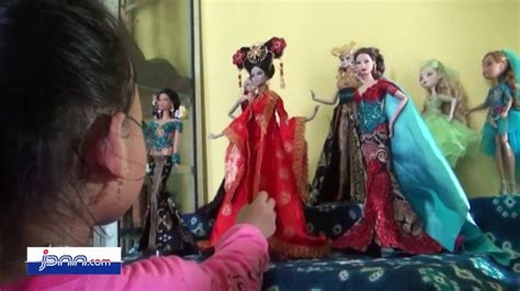 Boneka Flanel Baju Adat boneka makin cantik dengan baju adat