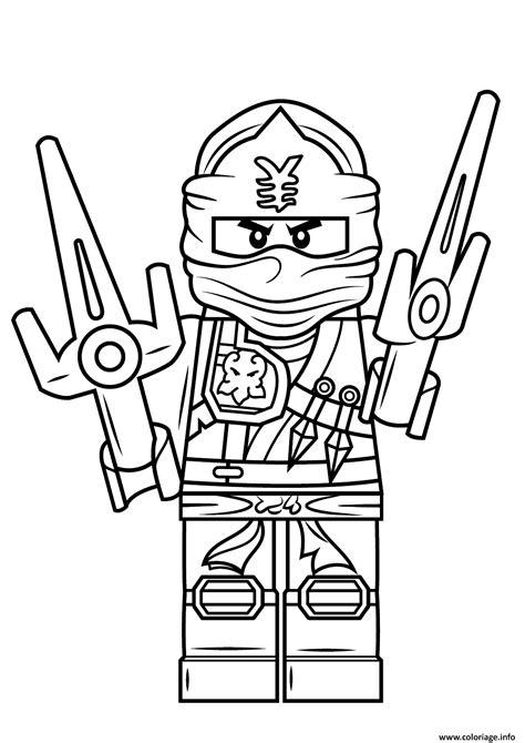 ninjago coloring pages a4 coloriage lego ninjago jay dessin