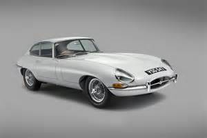 Jaguar E Restored 1961 Jaguar E Type Chassis No 15 To Be