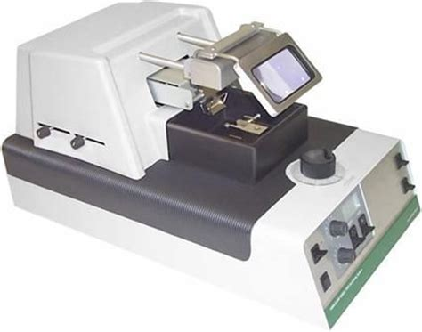 vibratome sectioning refurbished vibratome 1500 microtome for sale dotmed