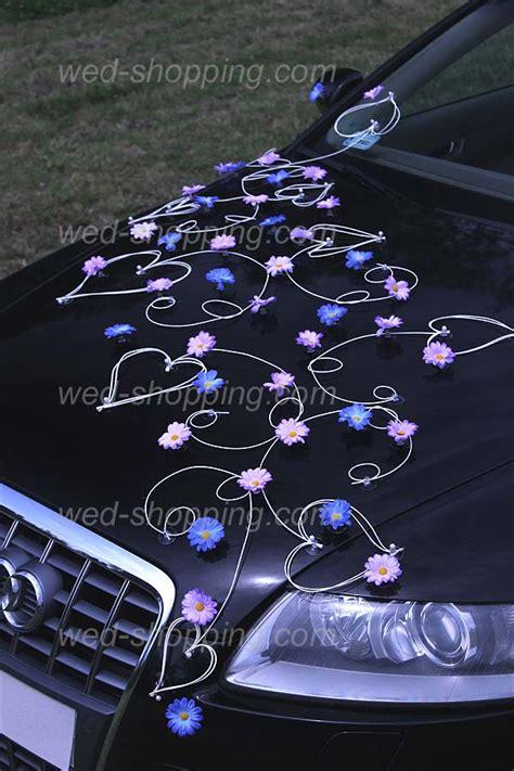 Hochzeitsschmuck Blau by Hochzeitsschmuck F 252 R Auto Violet Blau G 228 Nsebl 252 Mchen