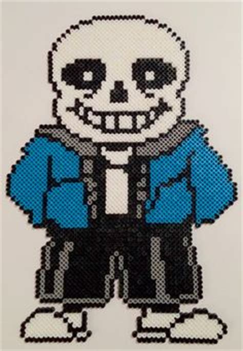 sans templates sans undertale perler bead pattern bead patterns