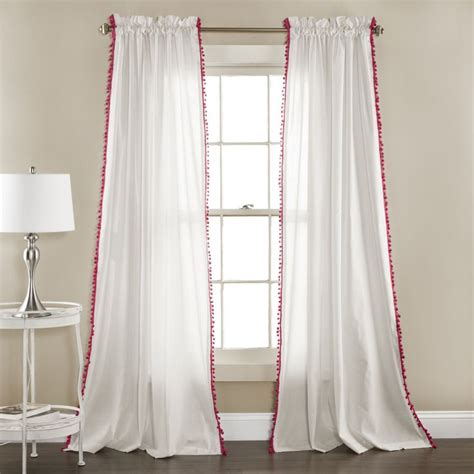 Height Of Curtains Inspiration 17 Best Ideas About 3 Window Curtains On Bay Window Curtain Inspiration Bay Window