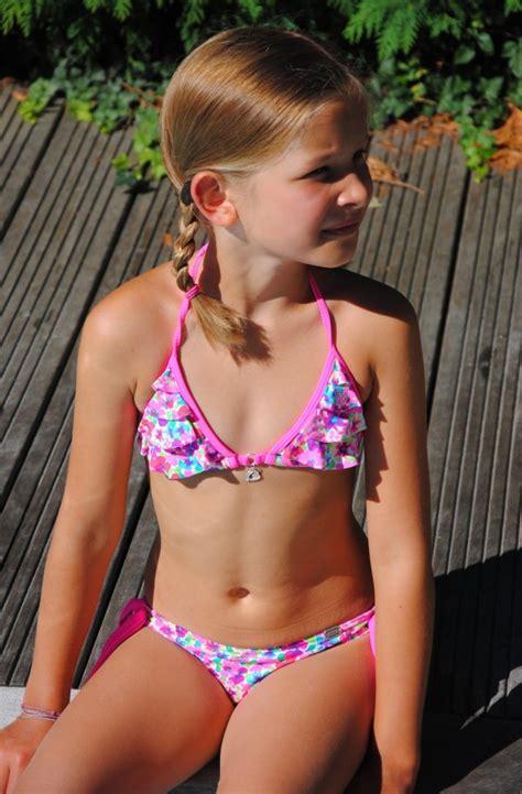 young little girls bikinis banana moon maillot de bain enfant liberty rose