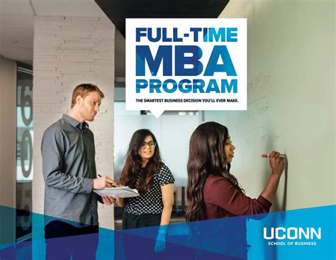 Uconn Mba Tuition by Time Mba Program By Uconn School Of Business Issuu