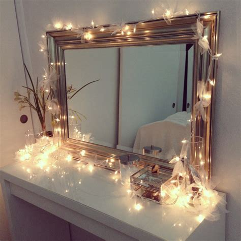 exotic bedroom vanity designs to give your bedroom more 33 ways to light up your life with gorgeous string lights