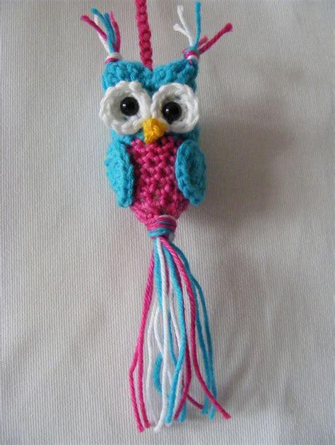 free crochet pattern owl motif crochet owl free pattern crochet creations pinterest