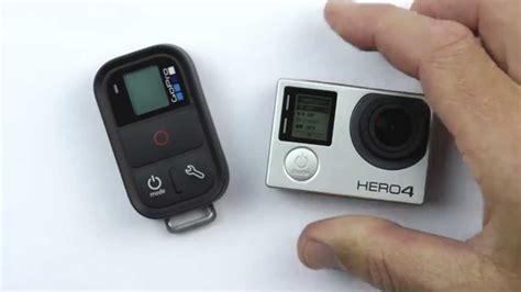Gopro Remot gopro 4 wifi remote