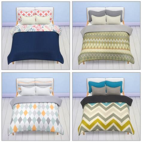 Stockholm Bed Frame Ikea My Sims 4 Stockholm Bed Pillows And Blanket Recolors Stockholm Bed Frame Ikea Stockholm Bed