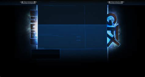 psd templates for photoshop youtube background template psd by eriqueshop on deviantart