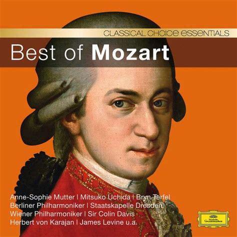 the best of mozart classical choice best of mozart cd jpc