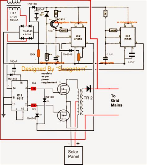 wiring diagram for inverter welder style by