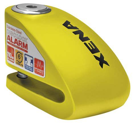 Alarm Xena xena xx 6 disc lock with alarm revzilla