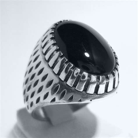 Cincin Wanita Light Sapphire Gemstone Perak Sterling 925 1000 images about rings on black onyx
