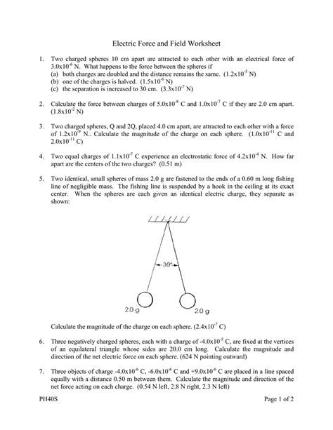 Net Worksheet Physics by Calculating Net Worksheet Worksheets Releaseboard