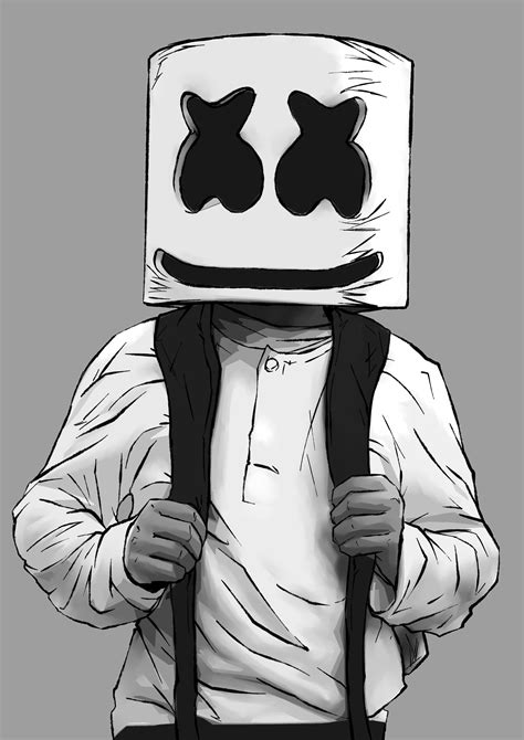 marshmello alone marshmello alone by endman3010 on deviantart