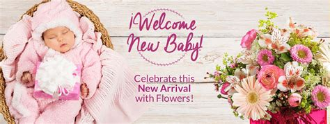 Baby Flowers Delivery by Florists Morecambe Order Fresh Flowers With Next Day