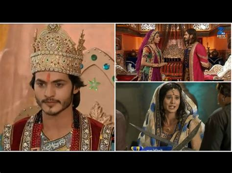 Jodha Akbar   Happy About Salim  Rukhs Allow Anarkali To
