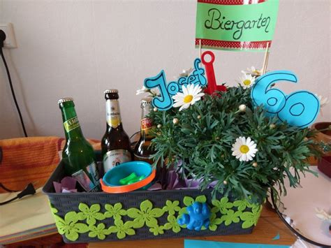 garten ideen geschenk biergarten geschenk geburtstag geschenk