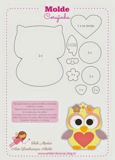 Moldes De Amarilis Goma Eva Apexwallpapers Com | lechuzas en goma para imprimir manualidades yonaimy kit