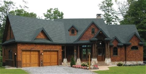 Harmony Home Design The Harmony Mountain Cottage Gable House Plans House