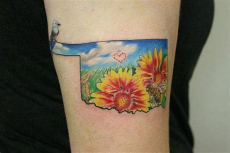 okc tattoo best 25 oklahoma ideas on