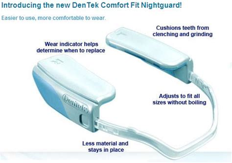 dentek comfort fit nightguard 301 moved permanently