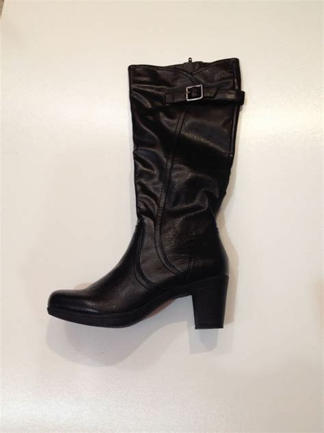 Womens Boots Size 8 Black by And Barrow Black Boots Size 8 Boots