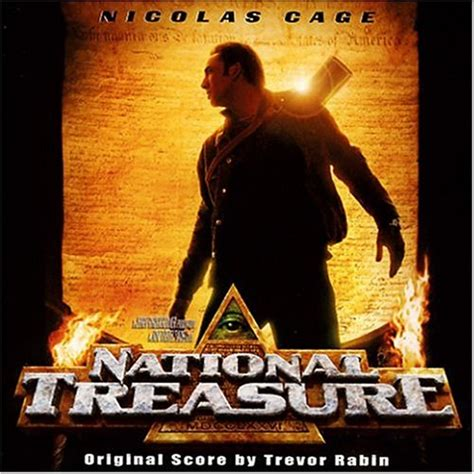 misteri film national treasure national treasure 2004 soundtrack from the motion picture