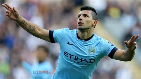 tattoo on aguero arm sergio aguero childhood story plus untold biography facts