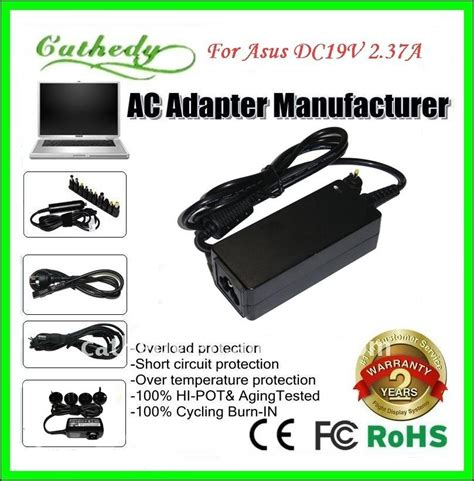 Adaptor Laptop Asus 19v2 37a ac adapter for asus zenbook ux31edh72 ux31ersl8 ux31exh72
