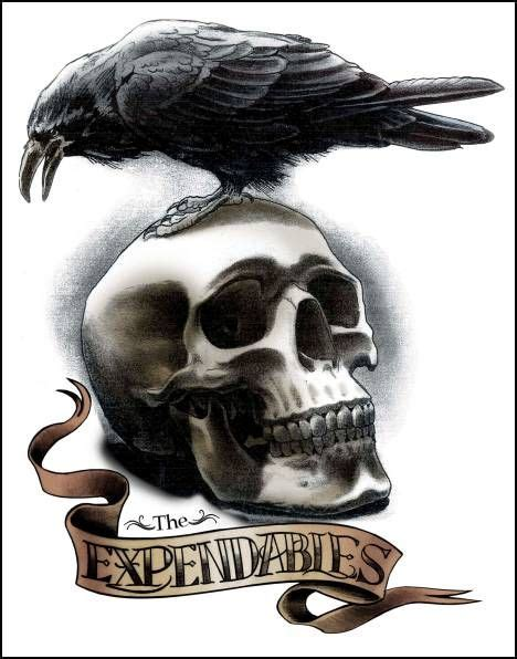 the expendables tattoo designs best 25 corvo ideas on tatuagem de