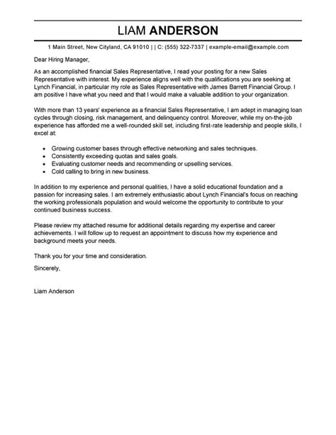 sle professional cover letter for application free cover letter exles for every search livecareer