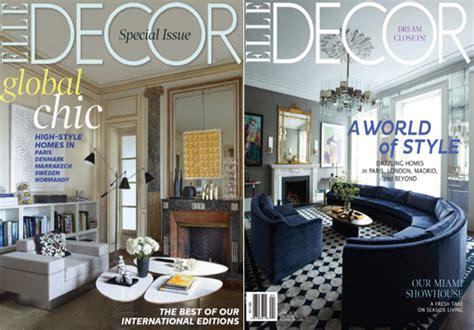 elle decor magazine 1 year subscription for 4 50 free stuff free stuff finder