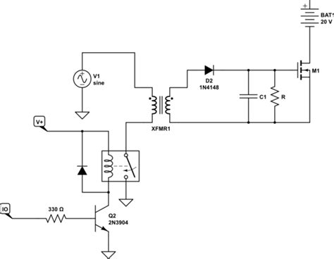 transistor audio driver transformer voltage multi stage high side mosfet driver electrical engineering stack exchange