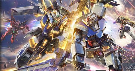 Ps4 Gundam Versus Reg 3 gundam versus ps4 ร ว ว เทคน ค metal bridges